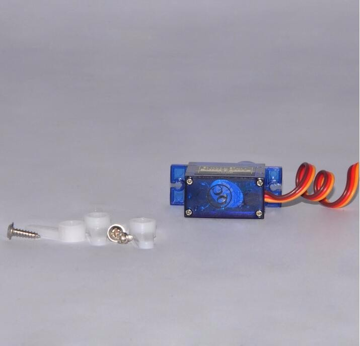 4pcs digital Micro Servo 9g SG90 For RC Planes Helicopter Parts Steering gear Toy motors