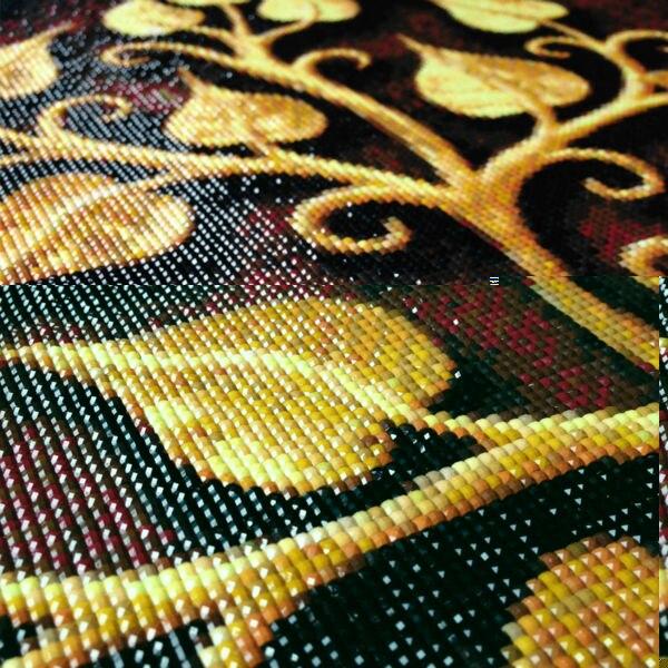 Uşaq üçün 5d almaz mozaika tikmə cizgi filmi ayı almaz rəsm - İncəsənət, sənətkarlıq və tikiş - Fotoqrafiya 6