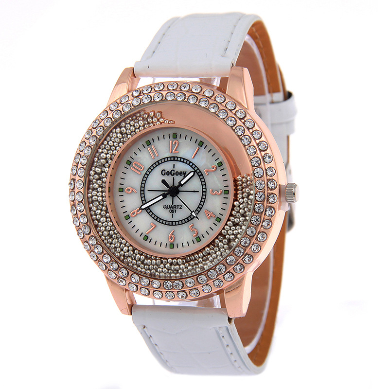 Hot Top Luxury Brand Leather Quartz Watch Women Ladies Fashion Bracelet Wristwatches Clock Female Relogio Feminino 8A20