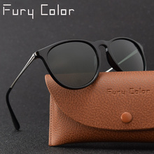 Classic vintage polarized Sunglasses women men 4171 luxury brand ladies driving feminine sun glasses eyewear oculos Gafas de sol
