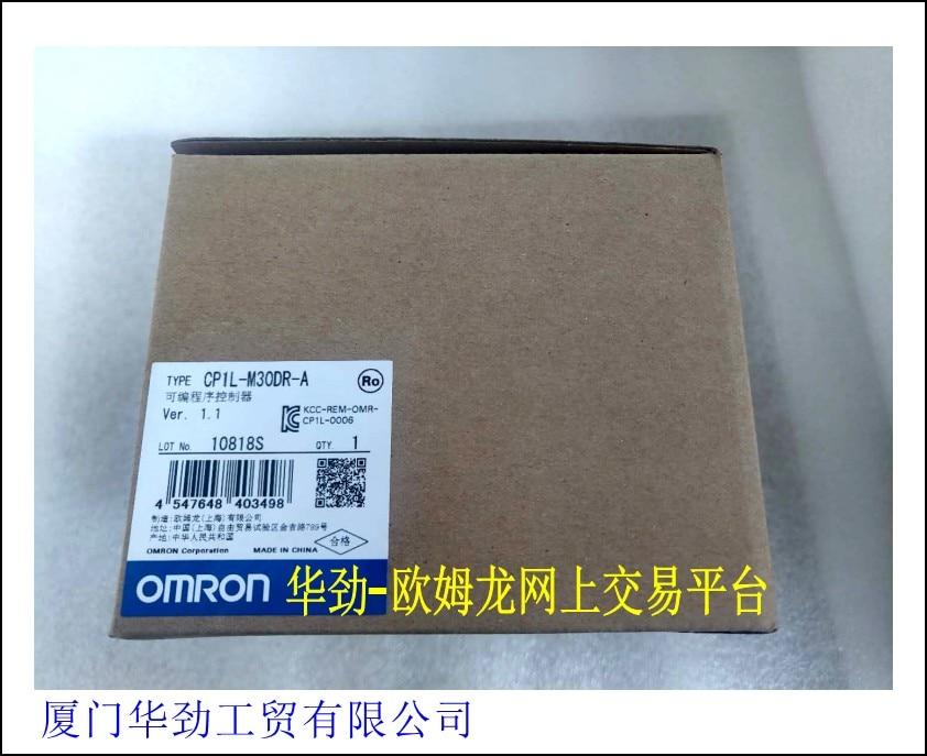 Cp1l-m30dr-amoron Programmable Controller Original Genuine Brand New Stock