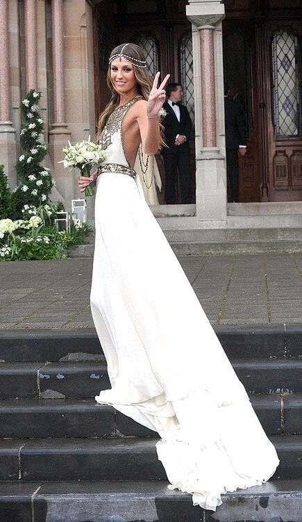 Online Get Cheap Halter Beach Wedding Dresses -Aliexpress.com ...