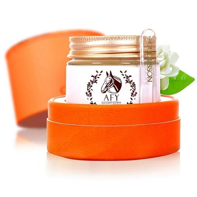 AFY Korean Export Miracle Horse Oil Cream 60g Acne Treatment Moisturizing Anti Wrinkle Whitening Fat Granule Remove Face Cream
