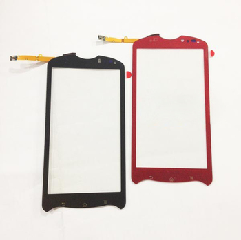 Перейти на Алиэкспресс и купить 3,7 дюйма для Sony Ericsson Xperia Pro MK16 MK16a MK16i, сенсорный экран, дигитайзер объектива, передняя панель, черный