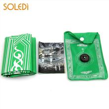 Prayer Mat Blanket 4 Color Durable with Compass in Pouch Portable Muslim Rug 100*60cm Folding Pocket
