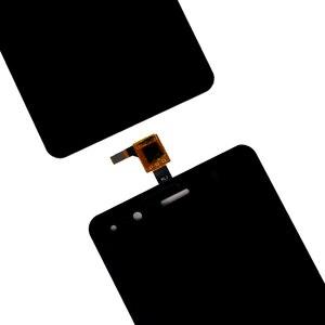 Image 3 - Para BQ Aquaris A4.5 Monitor LCD + Touch Screen Peças de Reparo Eletrônicos 4.5 Polegada Ferramenta Frete Grátis