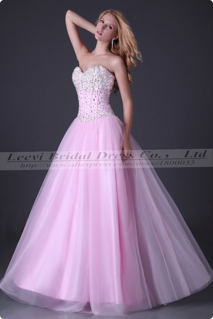 Vestido 15 Anos Festa Hot Pink Baby Blue Quinceanera Dresses Sweet ...