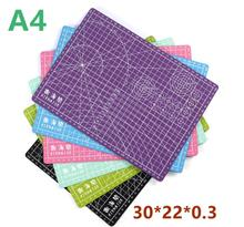 A4 paper cutting mat Double sided available 1 piece free shopping