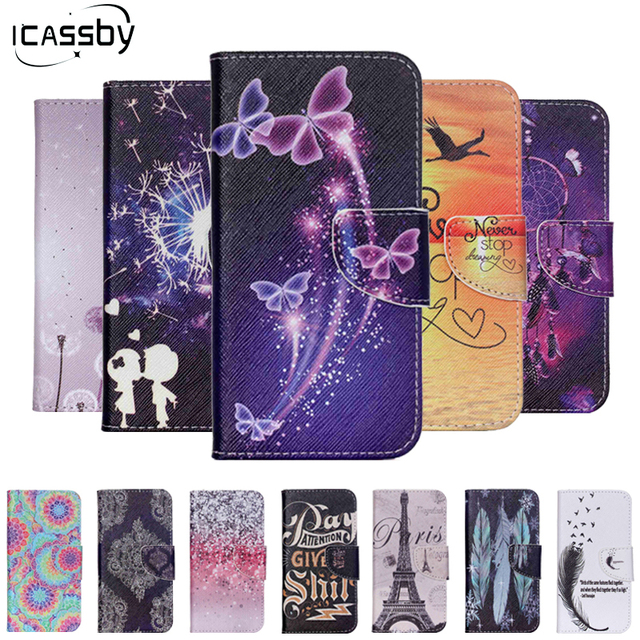 Luxury Flip PU Leather Case For Coque Sony Xperia X F5122 F5121 Case 5.0 Inch Silicon Stand Wallet Cover For Sony Experia X Case
