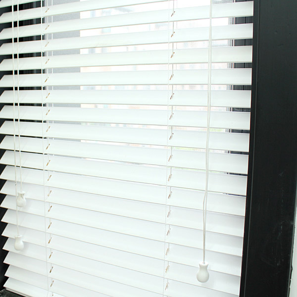 Bamboo Curtain Real Wood Shutter Shade