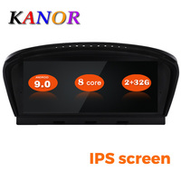 KANOR 8.8inch ID7 2G+32G Android 9.0 car multimedia player gps navigation for bmw e60 e61 e62 e63 e90 e91 e92 ccc cic system