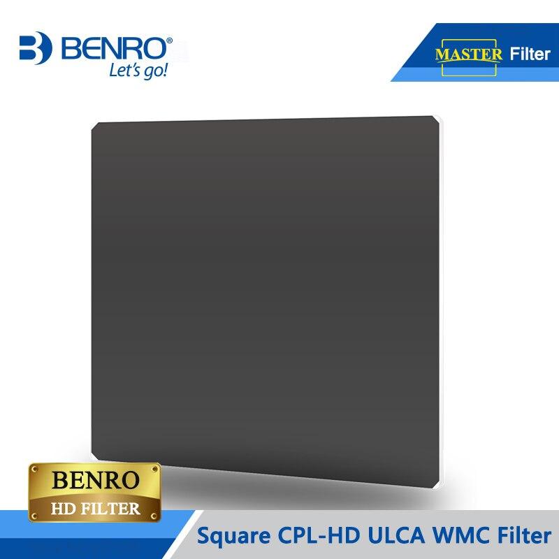 BENRO Platz CPL Filter Master CPL HD ULCA WMC Für 100 150 170mm Platz Filter Halter Multi Beschichtung Polarisierende Filter DHL Freies-in Kamerafilter aus Verbraucherelektronik bei  Gruppe 1