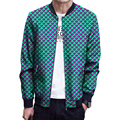 African print jacket mens fashion stand collar outwear dashiki clothes male coats of africa clothing