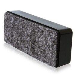 1 Teil/los Baumwolle Gefütterte Magnet-Innen Whiteboard Radiergummi für Shcool Schreibwaren & Bürobedarf