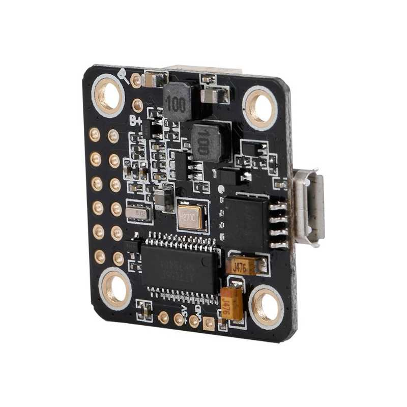 F4 MINI Flight Controller Board Built-in OSD BEC or Power Module for RC  Drone