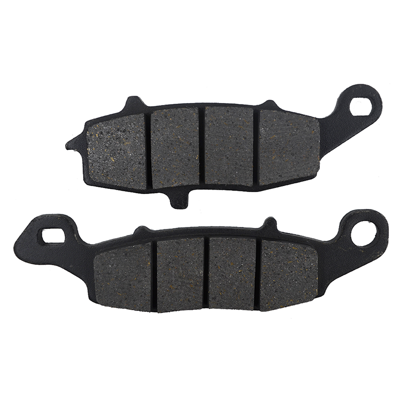 Motorcycle Parts Front Brake Pads For SUZUKI GSX250 GSX 250 2002-2005 GSX600 GS500 GSF600 RV200 TU250 1999-2000 Motor Brake Disk motorcycle parts copper based sintered motor front