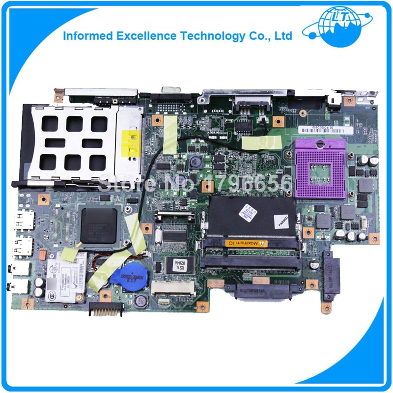 For ASUS Laptop Motherboard X51L REV:2.1 Mainboard 08G2005XB21Q Fully tested works well акустическая система pioneer ts 1302i