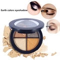 1pcsMakeup Collagen Moisturizing Shimmer Highlight White Nude Cosmetic Eye Shadow Palette Beauty Natural Mineral Eyeshadow Tools