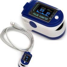 CONTEC CMS50D + OLED Oximetro de Saturación de Oxígeno Arterial Spo2 Frecuencia Del Pulso Monitor de Alarma, Software USB Punta Del Dedo Oxímetro de Pulso
