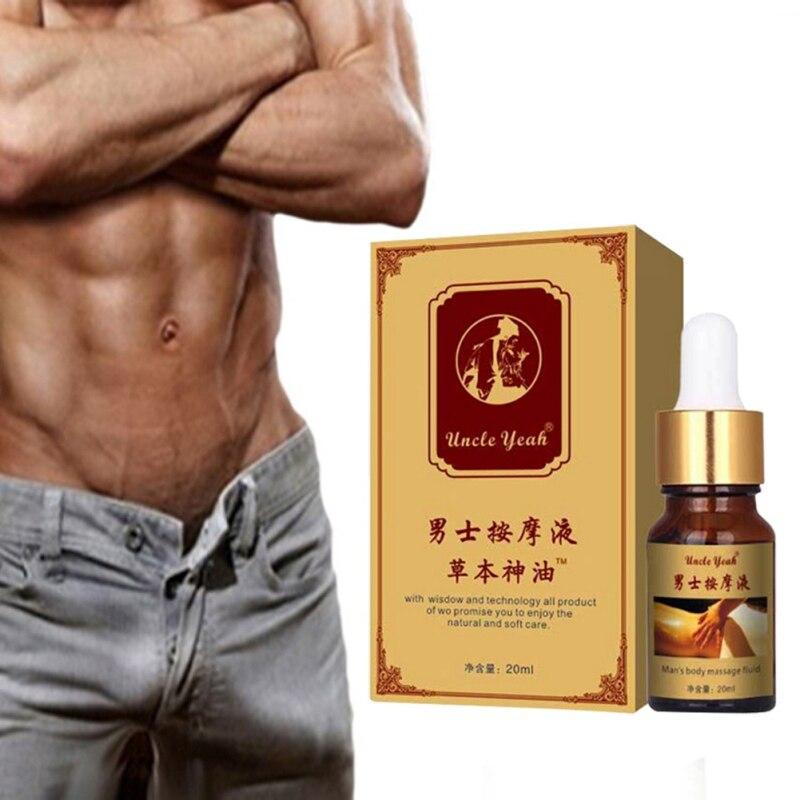 Permanent Verdickung Wachstum Pillen Erhöhen Dick Flüssigkeit Öl Männer Gesundheit Pflege Vergrößern Massage Erweiterung Öle Heißer!