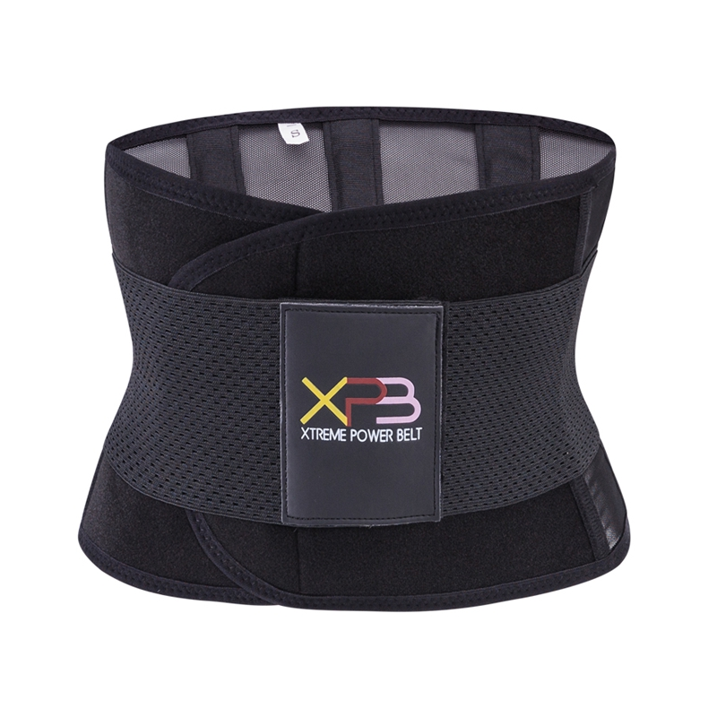 Heating Waist Fitness Belt Xtreme Power Tummy Shaper Thermo Sweat Trainer Corset Wrap Postpartum Slimming