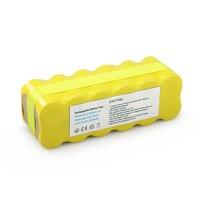 Melasta 14 4V 3500mAh NI MH Battery For INFINUVO For CleanMate 365 QQ1 QQ2 QQ 2