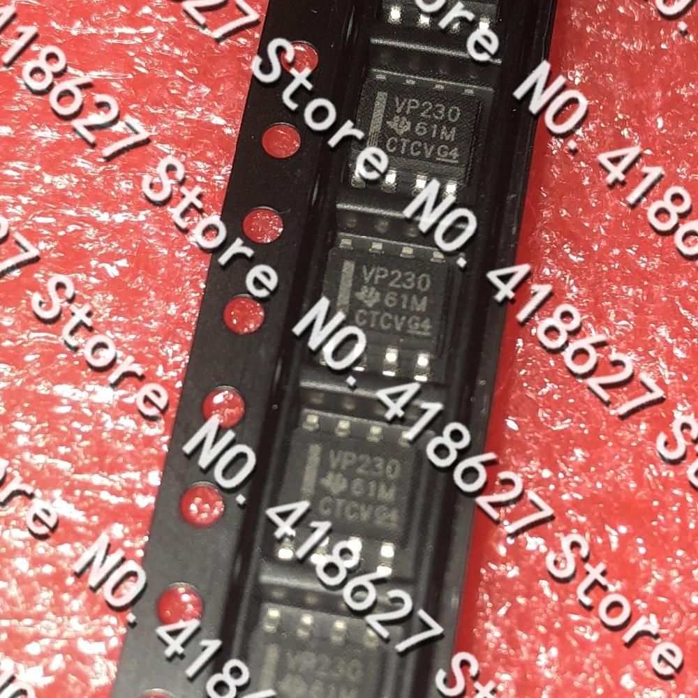 50PCS/LOT SN65HVD230DR 65HVD230 VP230 SOP8 CAN bus transceiver
