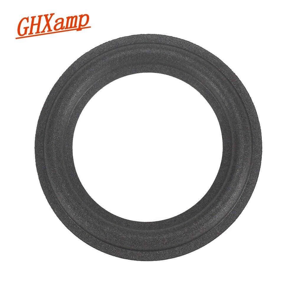 GHXAMP 5 Inch 122mm Speaker Repair Wide Side Woofer Speaker Foam Surround Repair Kit Accessories DIY Ring Circle 2PCS