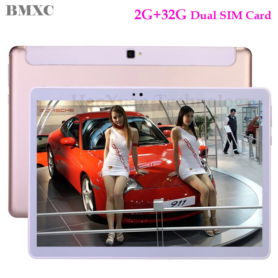 2017 Newest 10.1 inch Tablet PC quad Core 32GB ROM tablet Android Tablets wifi bluetooth GPS 3G Tablet pc 10 10.1 +Gifts