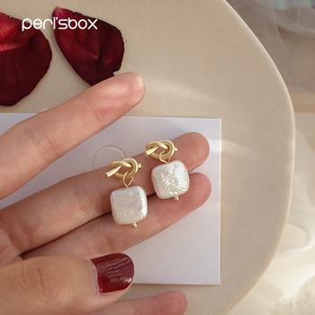 da3caaf5c768 Peri sBox Simple perlas de agua dulce naturales