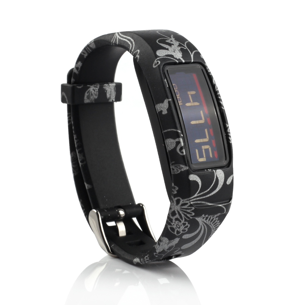 (JM2GJHS) Replacement  Band Smart Activity Bracelet Wristband Accessories Protective For Garmin Vivofit 2 Not No Tracker GM-A09