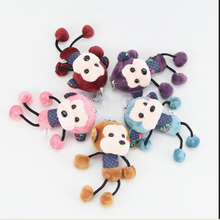 2016 Hot Sellers13cm Mini  long  legs Monkey Pendant wedding gift