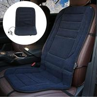 Car Seat Cushion Electric Heated Seat Covers Pad Car Single Seat Heater Warmer Winter Auto Heated