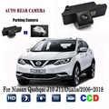 Videocamera vista posteriore Per Nissan Qashqai J10 J11/Dualis/2006 ~ 2018 di Visione Notturna del CCD telecamera di retromarcia targa Della Macchina Fotografica di Backup