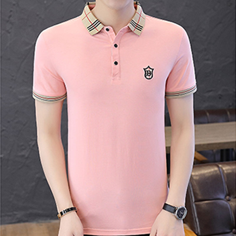 Business Men   Polo   Shirt Trends Spliced Male   Polo   Shirt Summer Casual M-3XL   Polo   Shirts Man Short Sleeve
