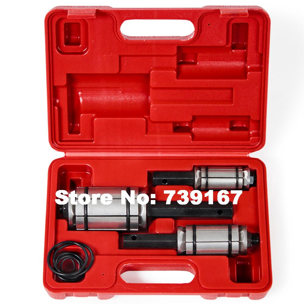 Universal Car Exhaust Tail Pipe Tube Expander Tool Kit 1-1/8 to 3-1/2 ST0013 epman universal 3 aluminium air filter turbo intake intercooler piping cold pipe ep af1022 af