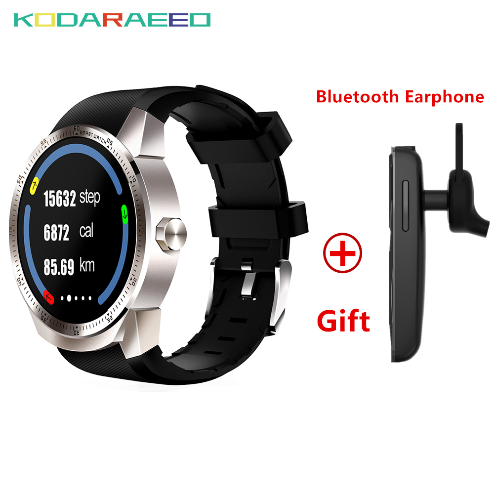 K98H Smart Watch Android 1.3 IPS Screen 3G SIM WiFi Smartwatch phone MT6572A Dual core GPS Fitness Tracker Wristwatch man