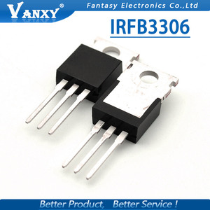 Image 3 - 5pcs IRFB3306 TO 220 IRFB3306PBF TO220 IRF3306 60V 160A new original