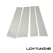 For Toyota Tundra 2007-2014 304 Stainless Steel Car Window Pillar Post Trim-4 pieces