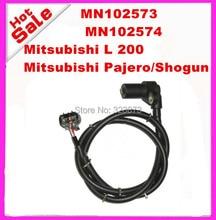 High Quality Auto new ABS Sensor MN102573 Front Left for 2010-2012 For Mitsubishi L200 Triton Pajero Montero Sport Challenger