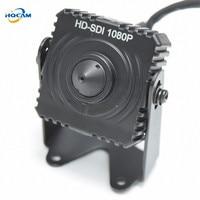 1080P Small SDI Camera 1 3 Inch Progressive Scan 2 1 Mega Pixel Panasonic CMOS Sensor