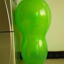 20 шт./лот, гигантский большой шар в форме тыквы,, детские игрушки, воздушный шар, детский подарок, вечерние, декоративные шары