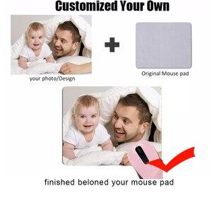 Image 3 - Yuzuoan אישית תמיכה גדול משחקי משטח עכבר נעילת קצה DIY שטיחי עכבר מהירות עכבר Mat CS ללכת ליגת של רגל dota 11 גודל