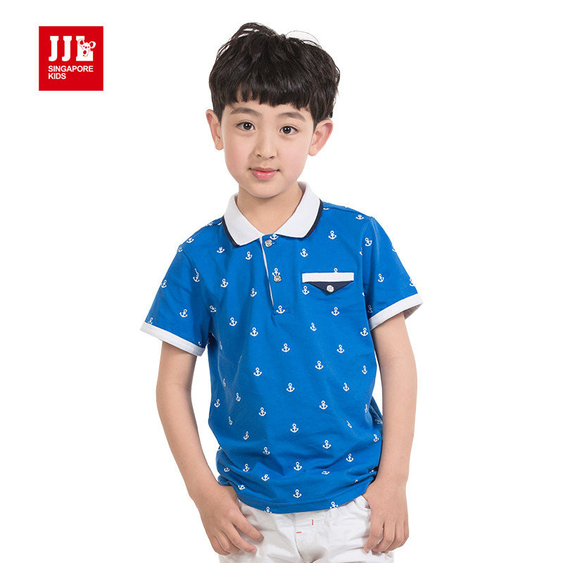 Popular polo shirt boy buy cheap polo shirt boy lots from for Toddler boys polo shirts