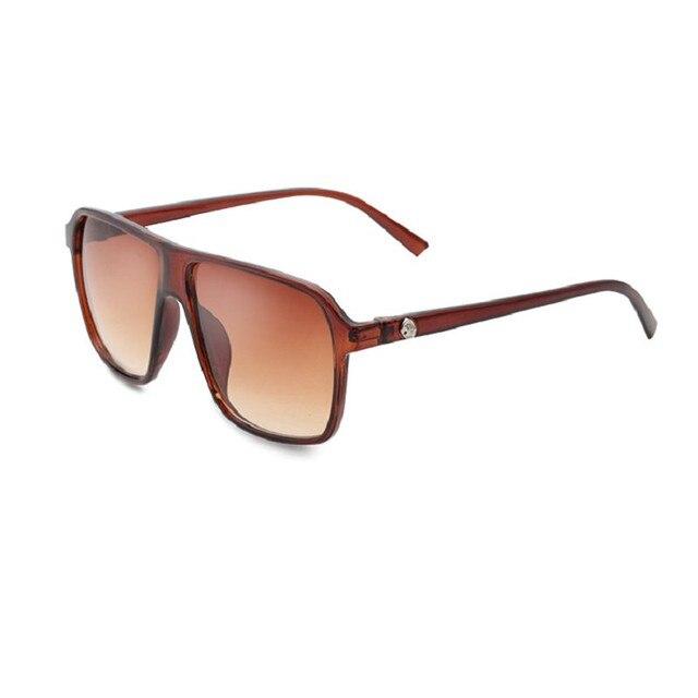 56faf2ed77b Brand retro Steampunk frame SKULL Square male Sunglasses Men All Black  oversized big sun Glasses for men Women sun glasses