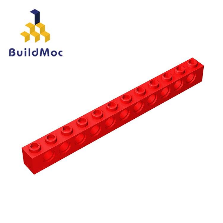 BuildMOC Compatible Assembles Particles 3895 1x12For Building Blocks Parts DIY LOGO Educational Creative Gift Toys