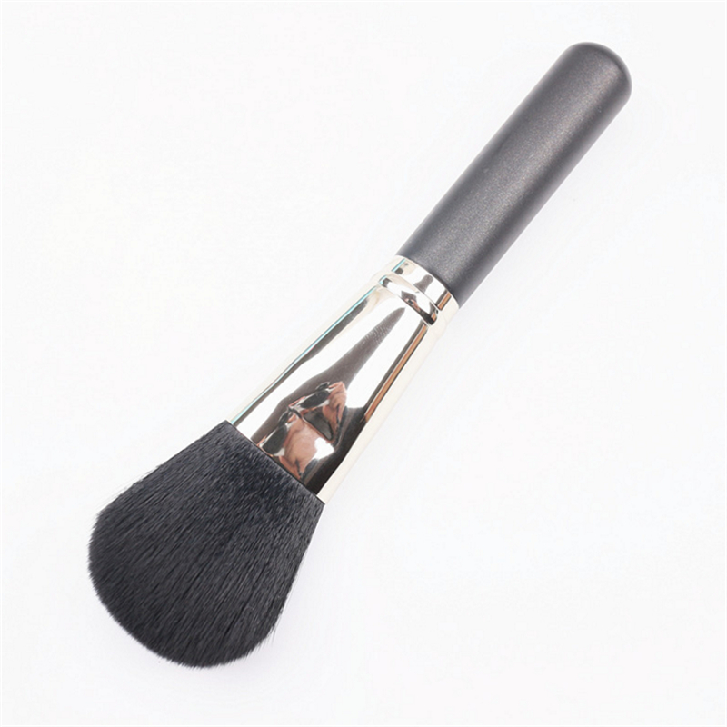 High Quality Wood Handle No.134 Big Size Make up Brush Loose Compact Powder Brush Blush Brush Beauty Cosmetic Tool