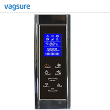 A501 AC 12 V fuente de alimentación display LCD negro ducha panel de ducha controlador de radio control de la computadora