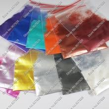 120 грамм = 12 цветов косметический устойчив к растворителям слюда, перламутровый пигмент порошок пыли для DIY лак для ногтей и макияж тени для век
