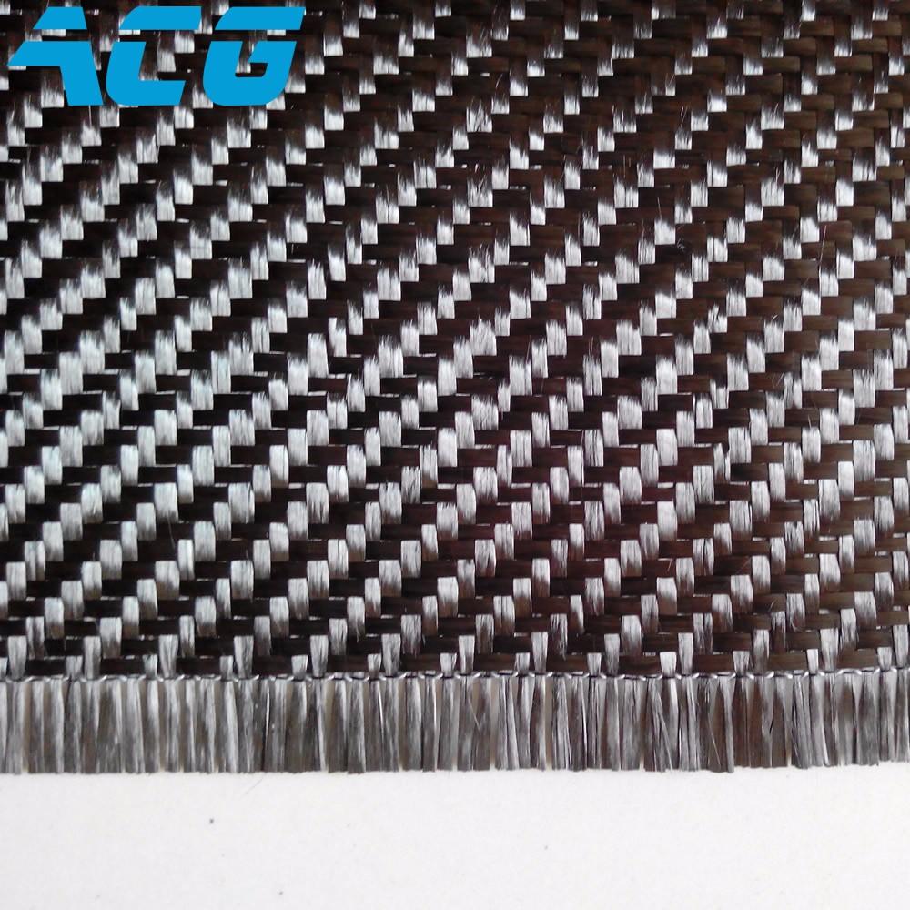 6K Twill Carbon Fiber Fabric 320gsm 100cm wide 10m long